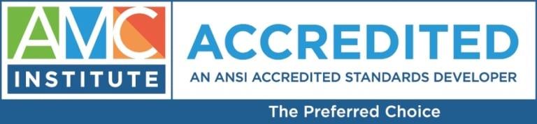 AMC Institute Accredited Certificate